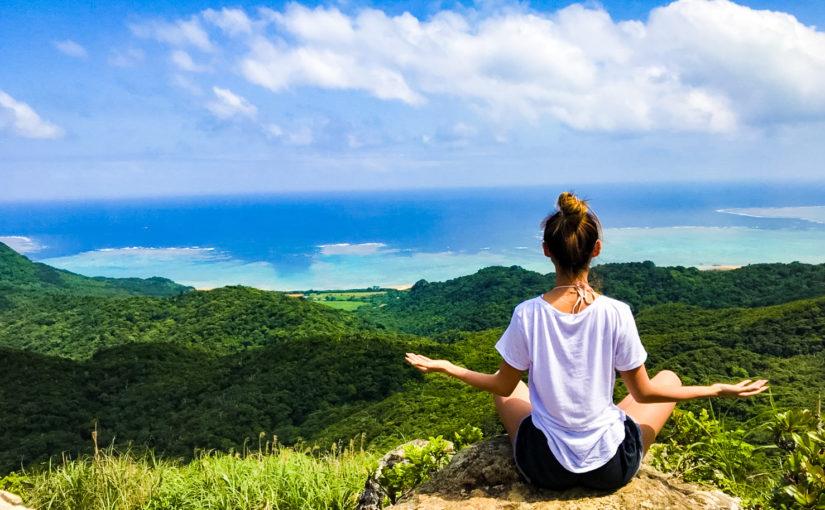 石垣島の野底岳