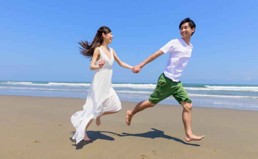 石垣島のカップル