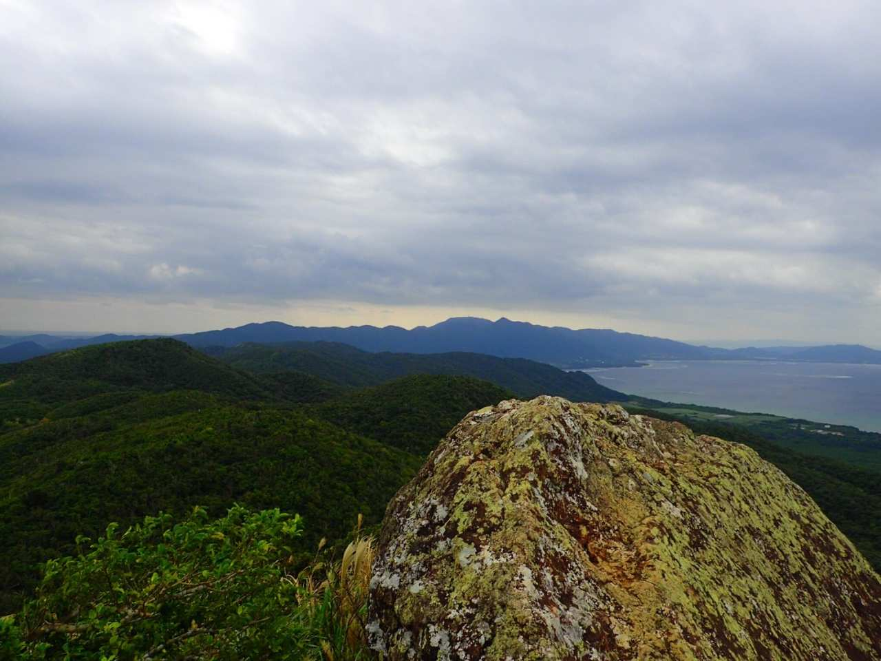 石垣島野底岳のアクティビティ