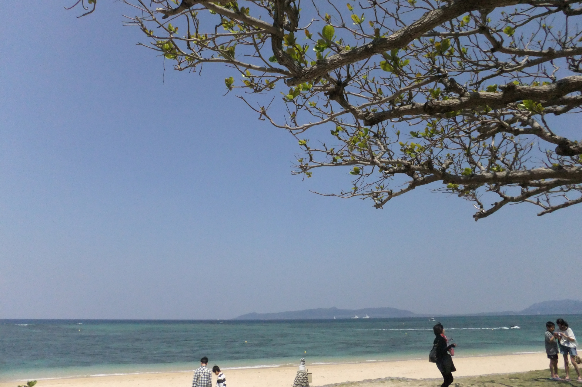 ホテル直営の石垣フサキリゾートビーチ