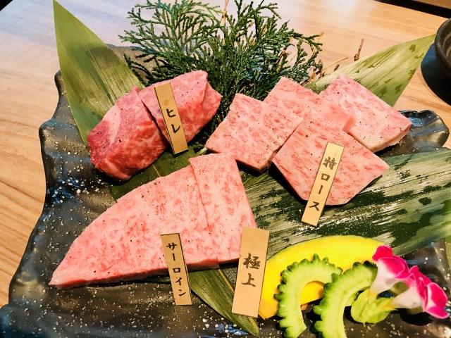 石垣島で食べれる石垣牛焼き肉