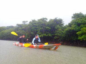 石垣島の雨