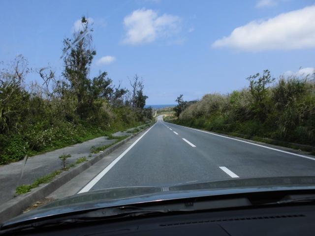 レンタカーで石垣島観光