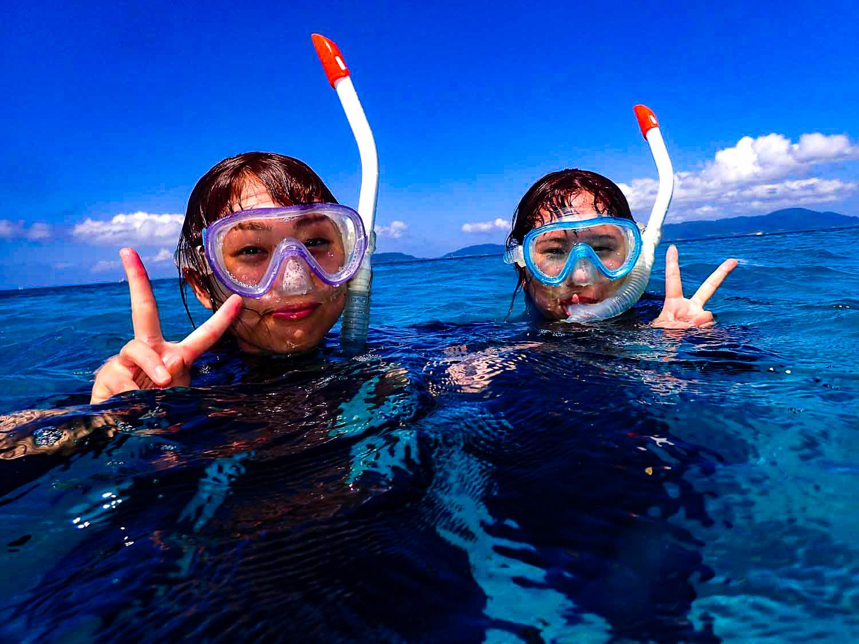 日本No.1のダイビングスポットでダイビング