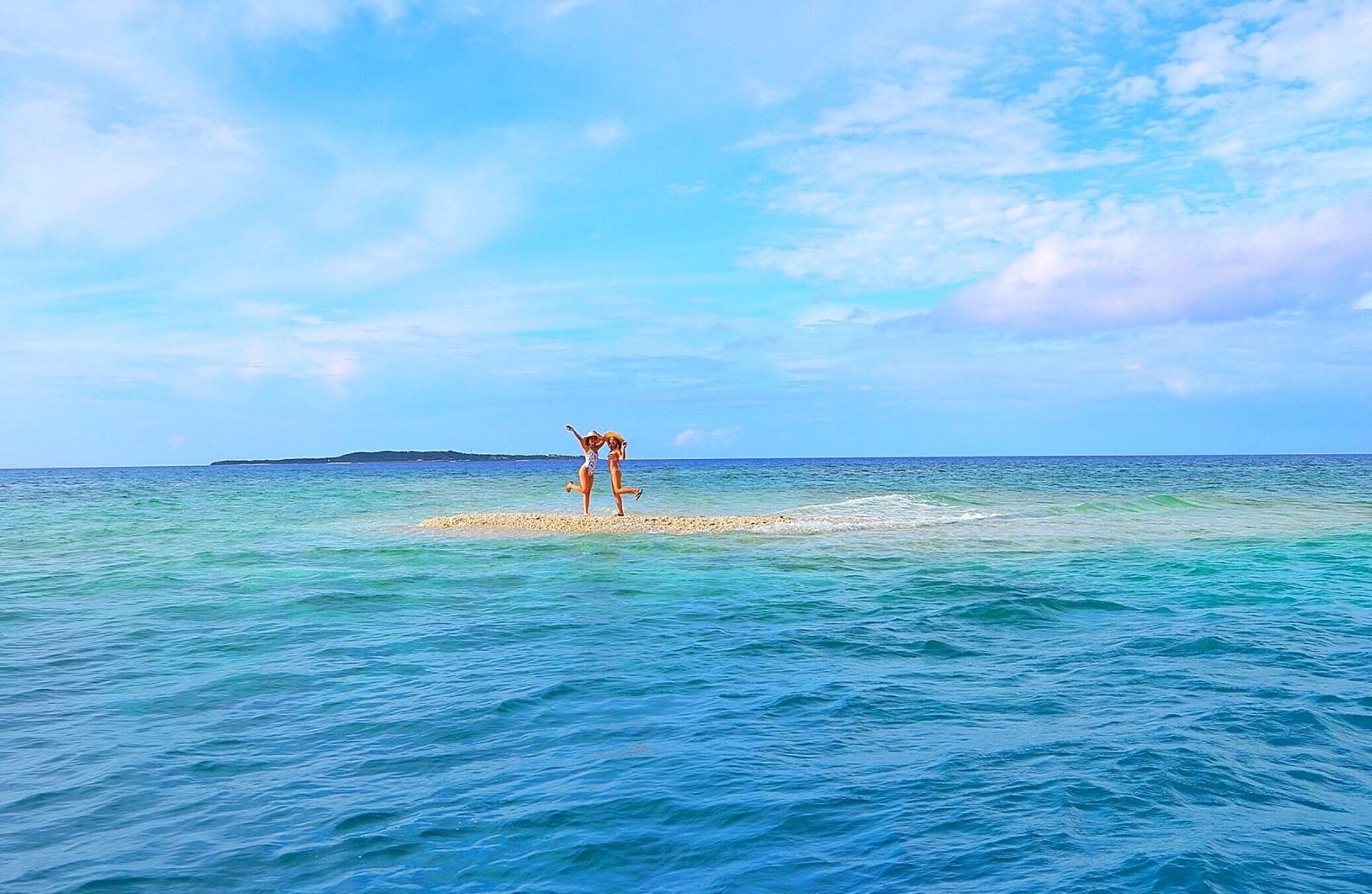 奇跡の島バラス島のシュノーケル