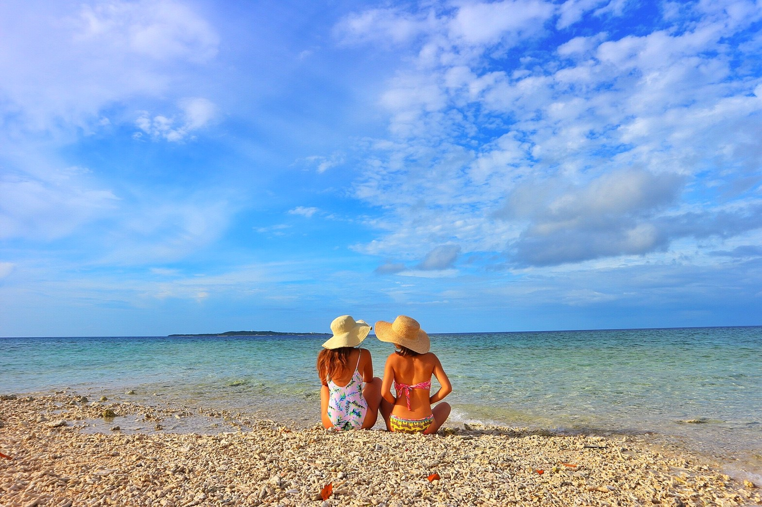 西表島奇跡のバラス島日帰りツアー