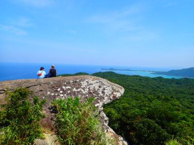 屋良部岳(ヤラブ岳)トレッキング、石垣島