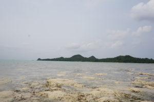底地ビーチ