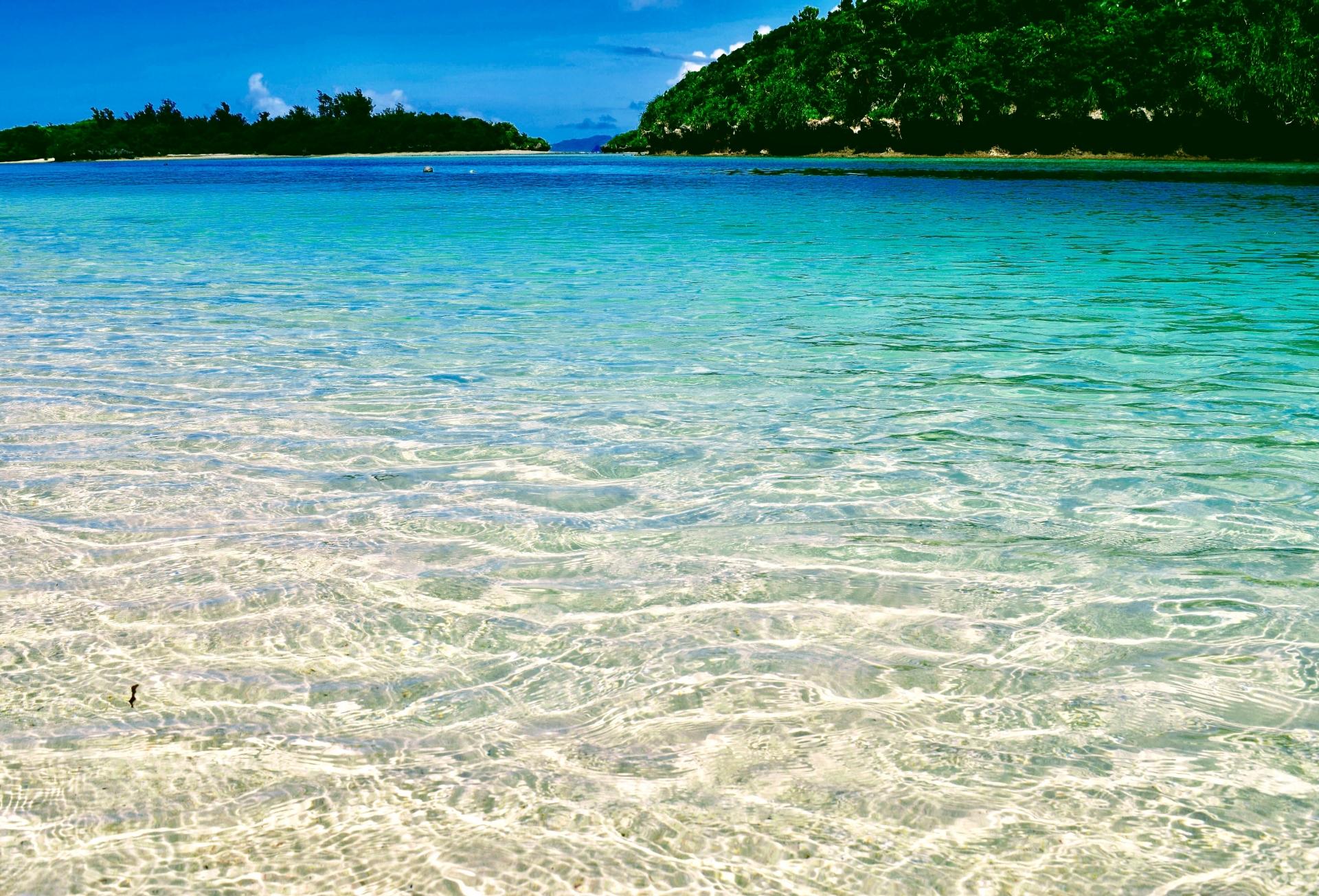 世界でも人気の石垣島リゾート