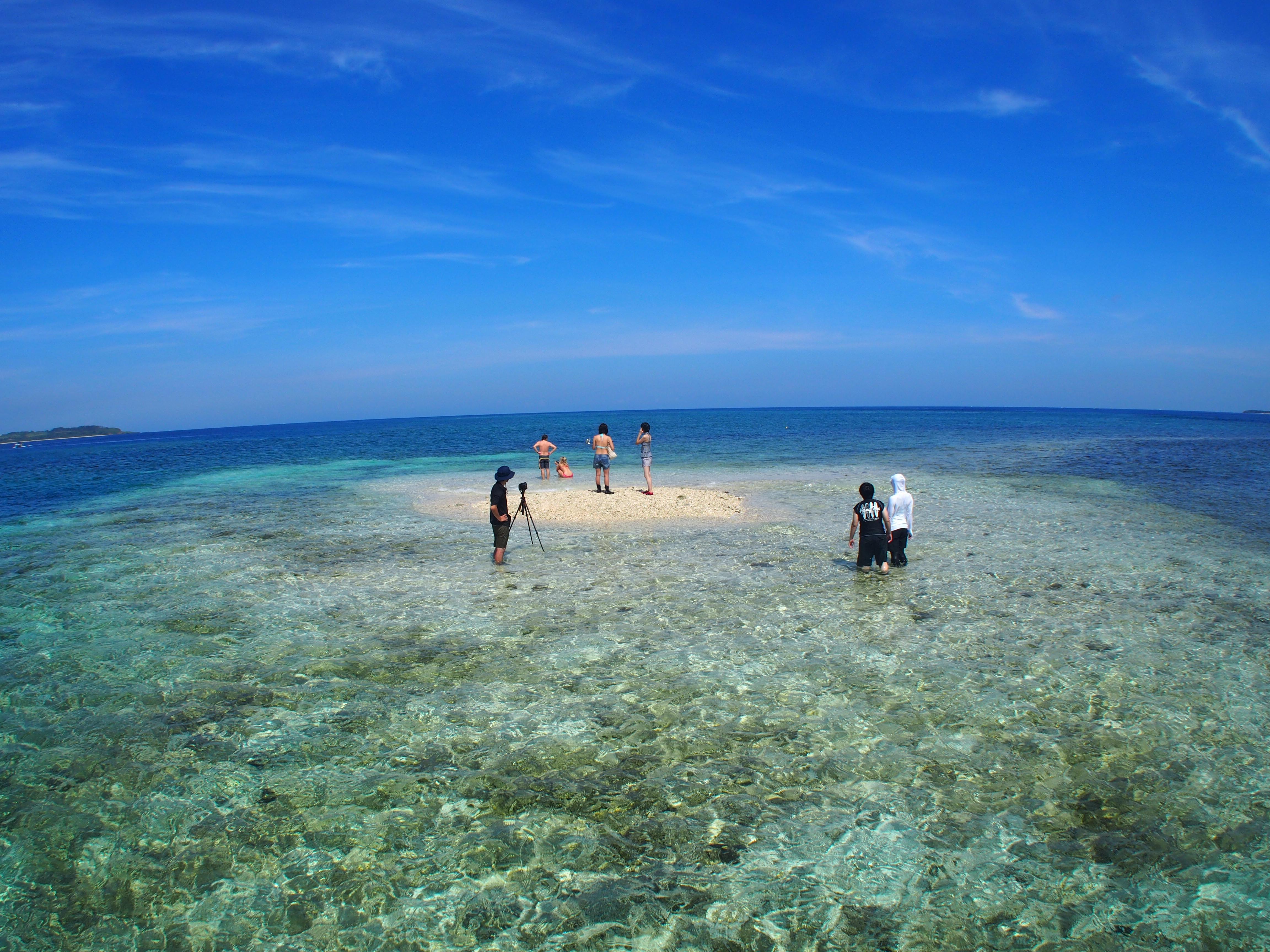 奇跡の島、バラス島