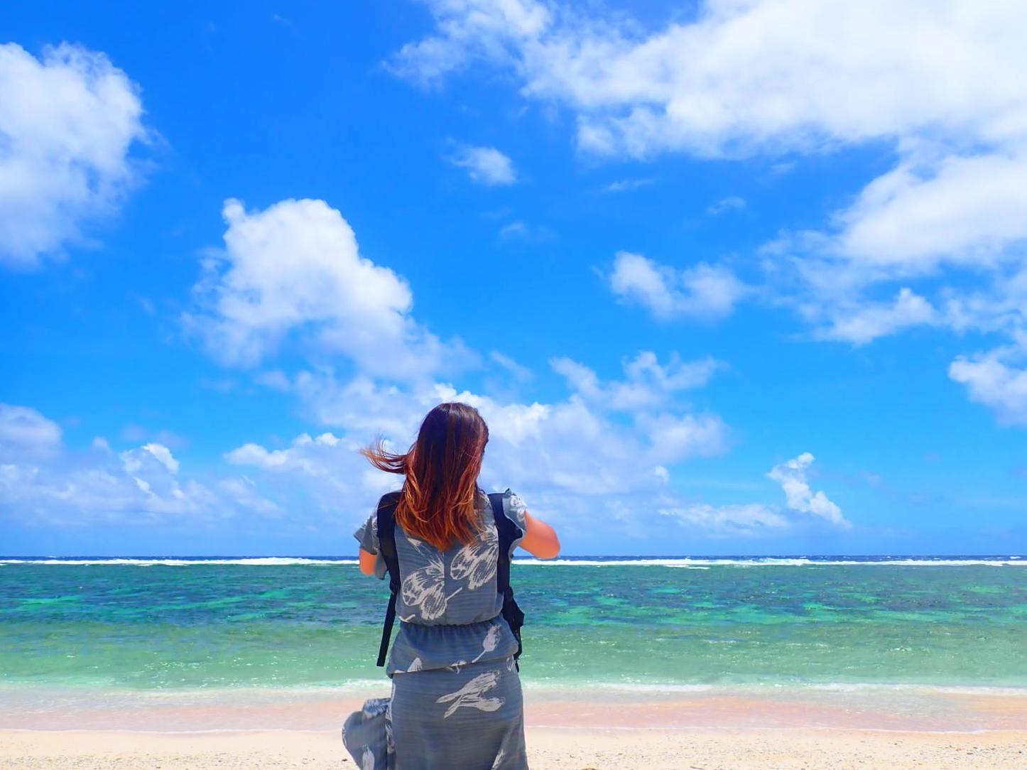 石垣島、海