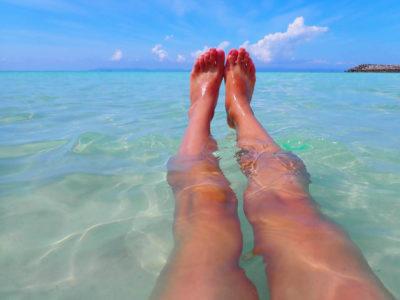 石垣島、海、綺麗、女子旅