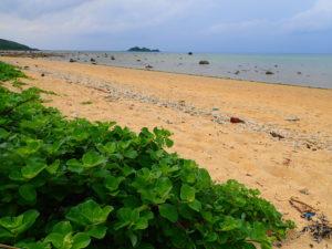 平離島ビーチ