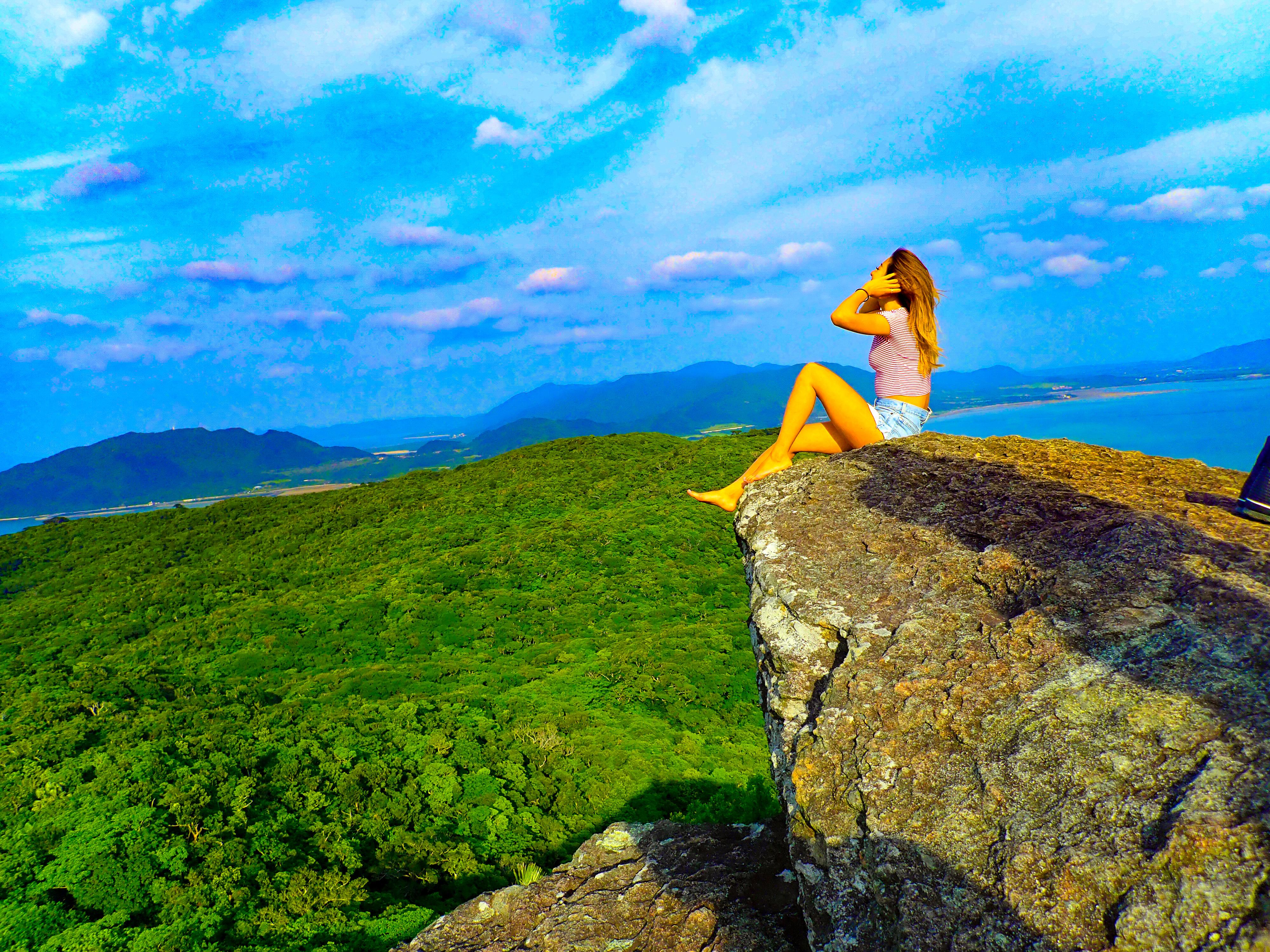 石垣島のトロルの舌観光ツアー
