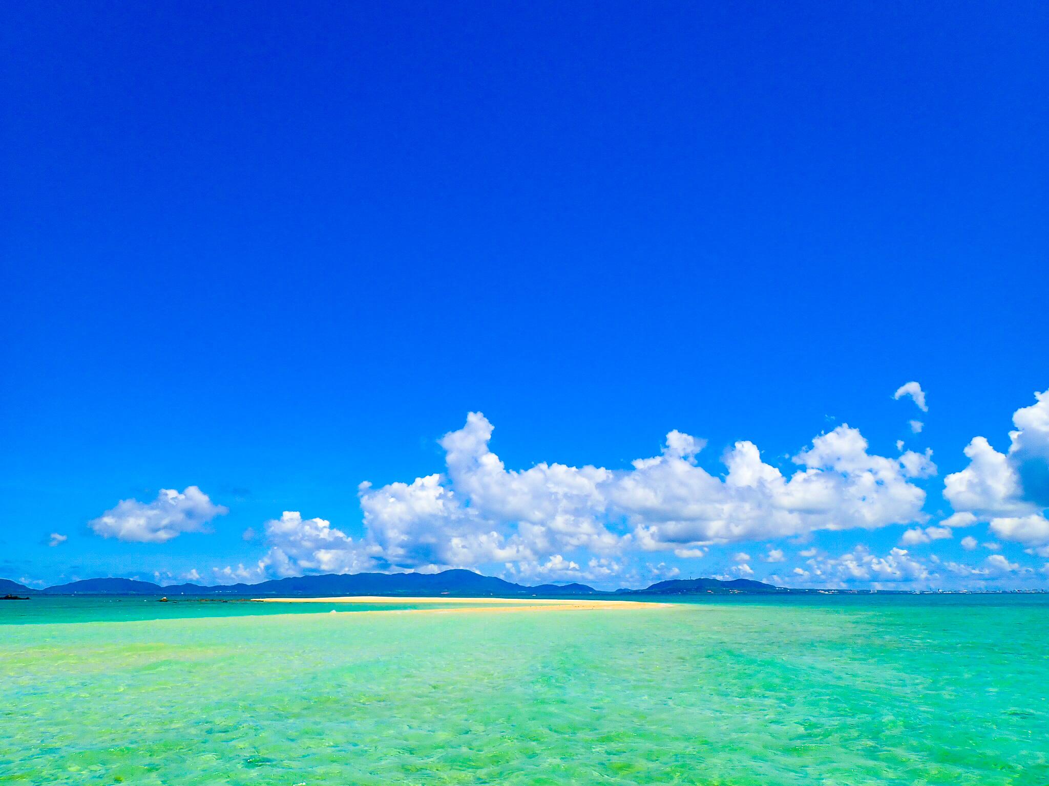 石垣島周辺のホワイトサンドビーチ