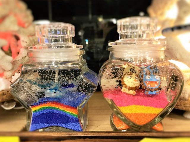 石垣島の手作り体験で作るオシャレ雑貨