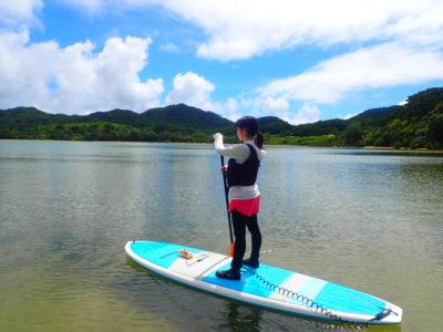 石垣島、川平湾SUP