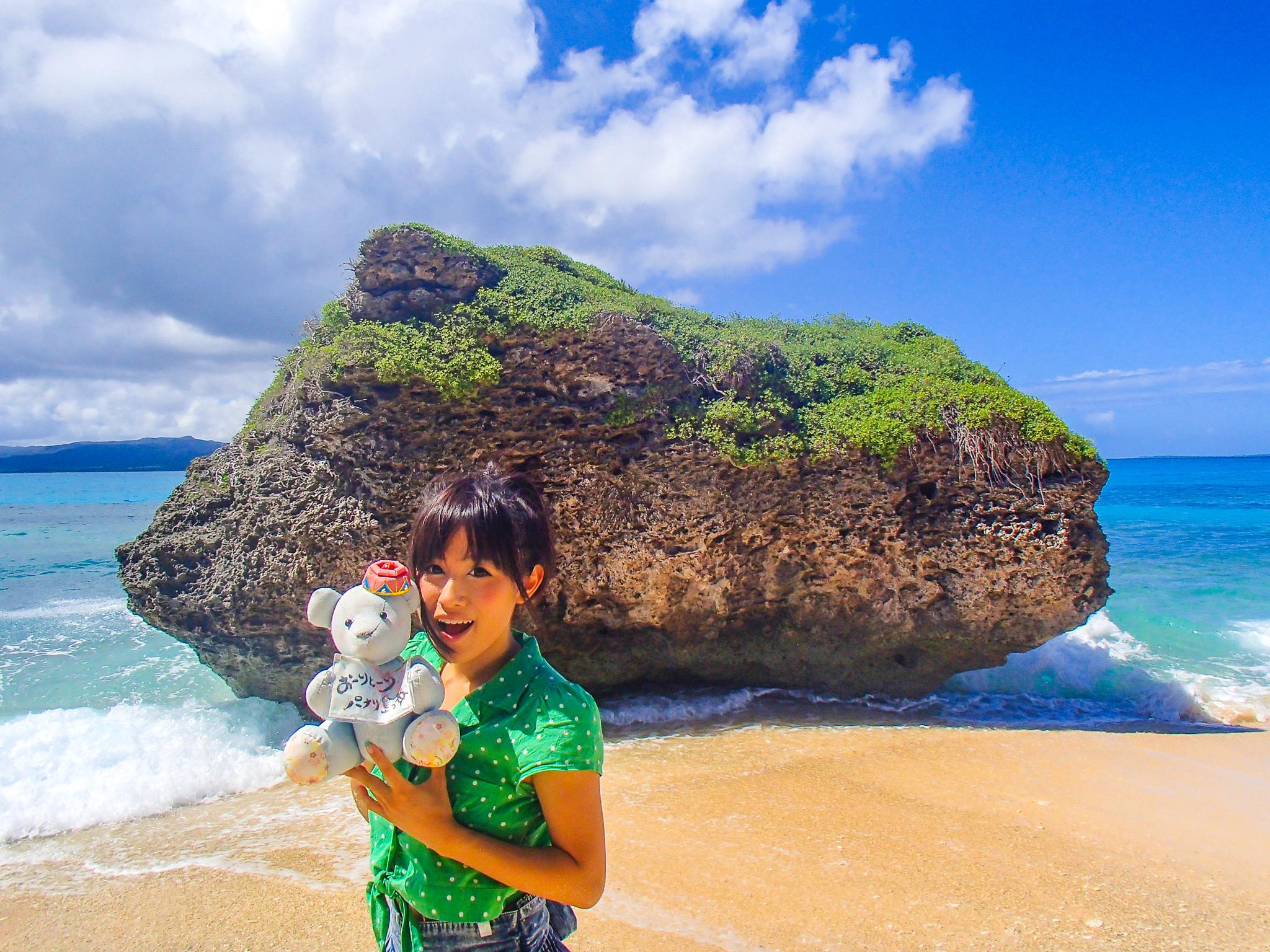 のんびりパナリ島(新城島)散策ツアー-1日コース-(No.387)