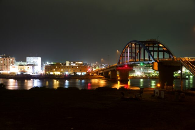 一人旅におすすめのサザンゲートブリッジ