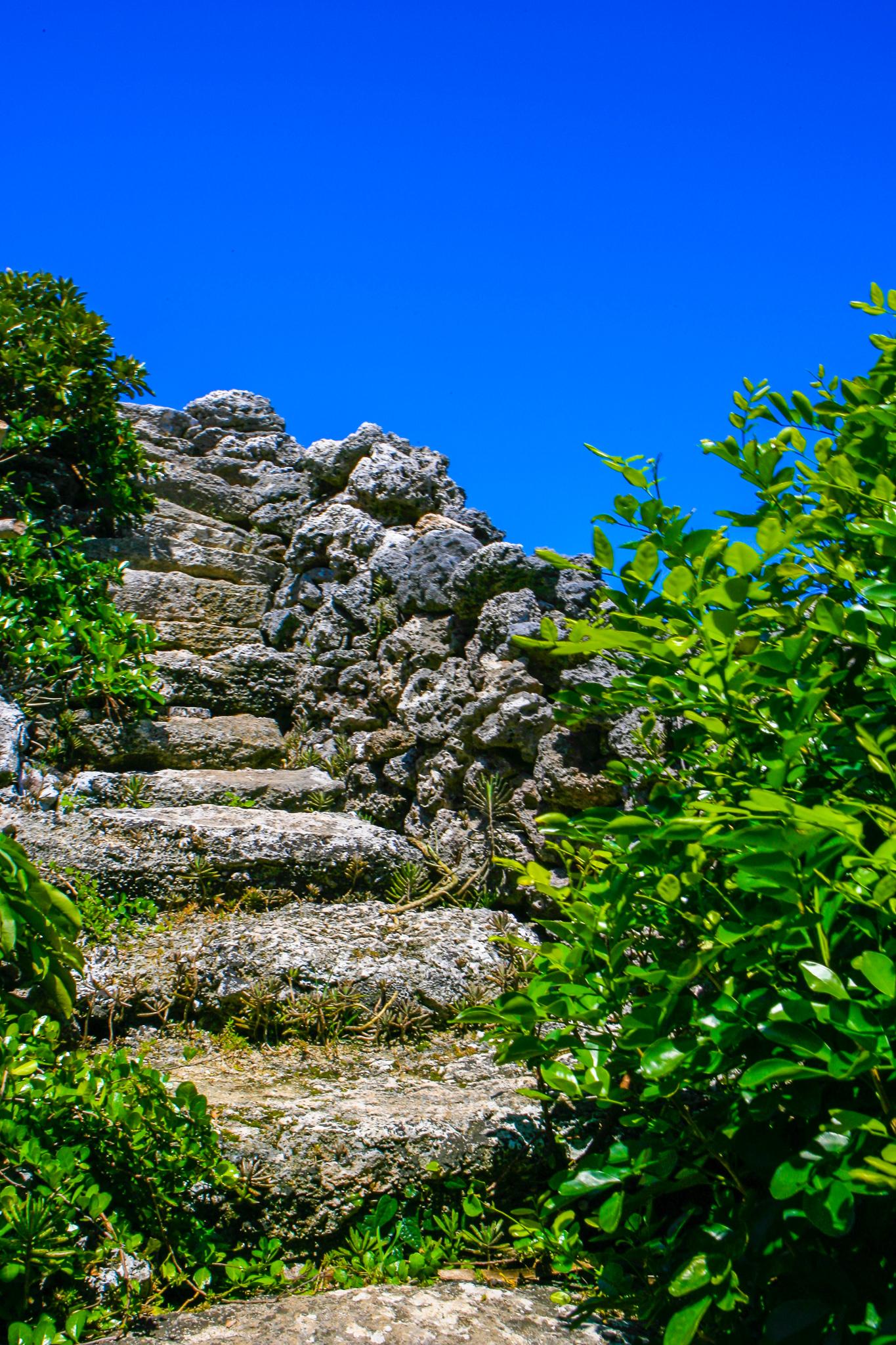 パナリ島の眺めが素晴らしいタカニク