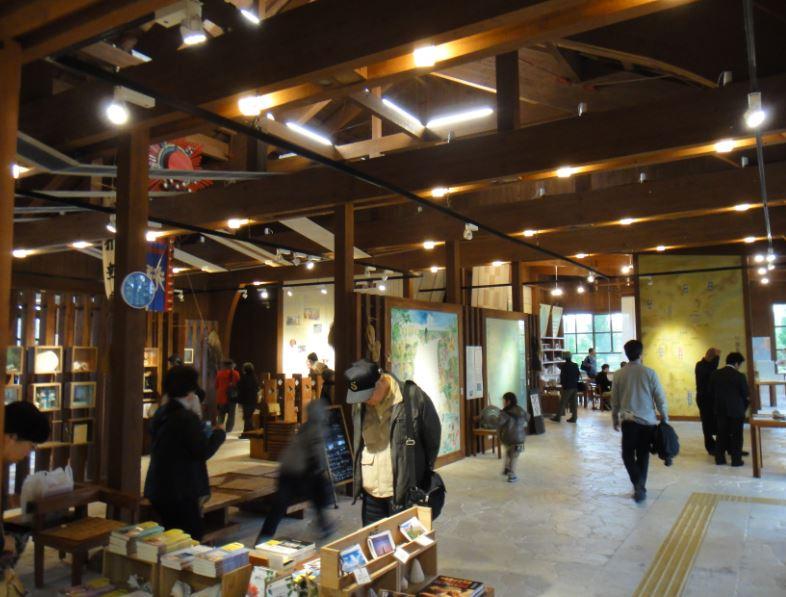 伝統が詰め込まれた竹富島ゆがふ館