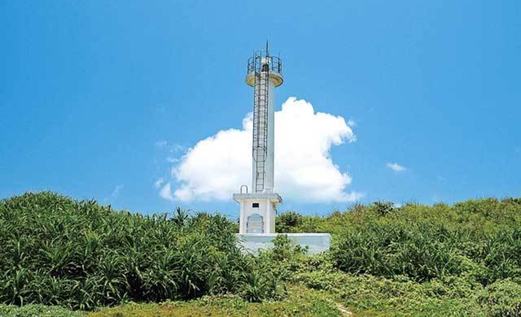 黒島の絶景が望める黒島灯台