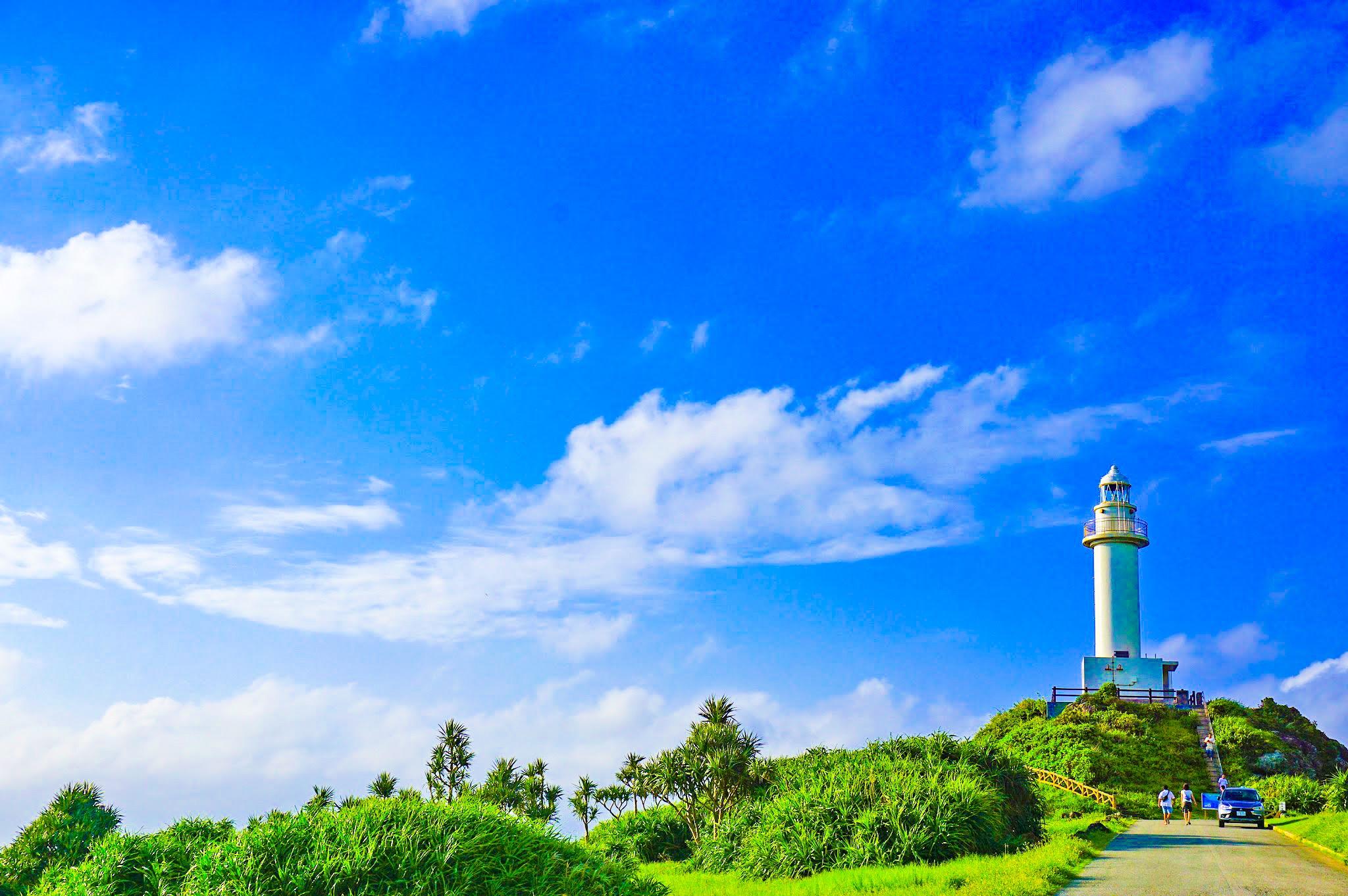 のんびりできる離島のリゾート地小浜島