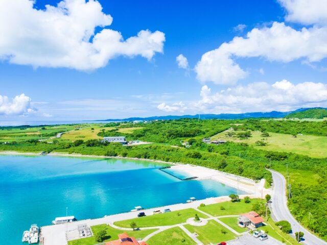 リゾート気分を味わえる3月の小浜島