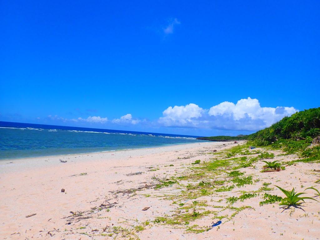 ペムチの浜