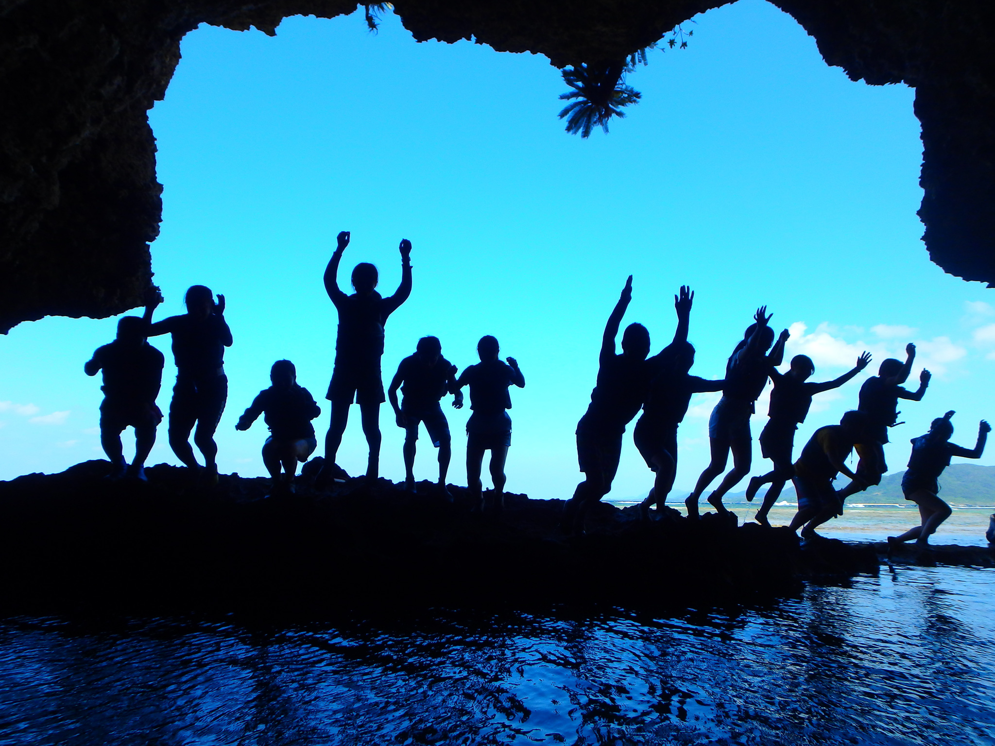 青の洞窟シュノーケリングアクティビティ