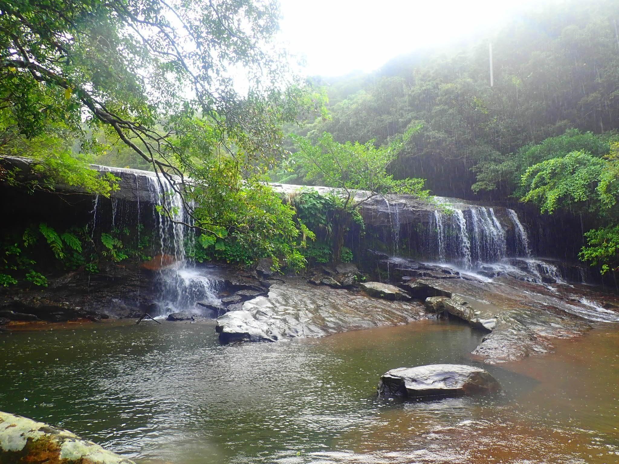 サンガラの滝ツアー
