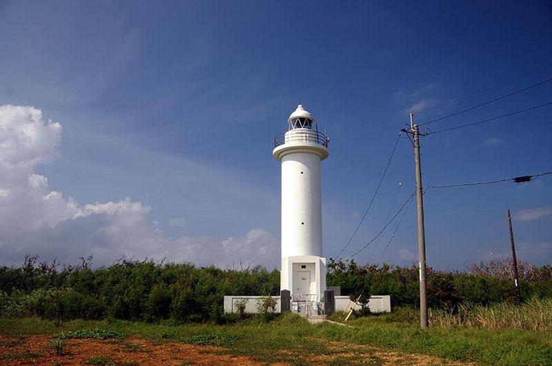 波照間灯台