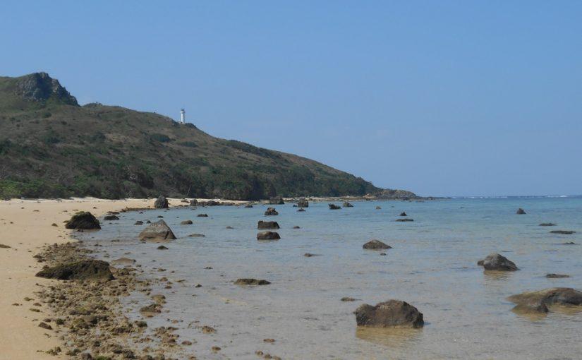石垣島の平野ビーチ