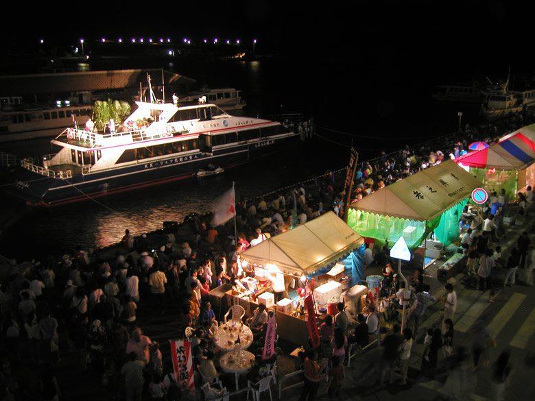 石垣島で7月に行われるオリオンビアフェスト