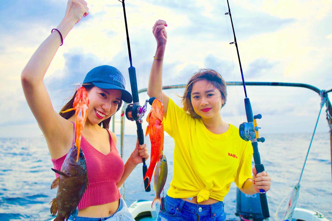 1月の石垣島釣りツアー