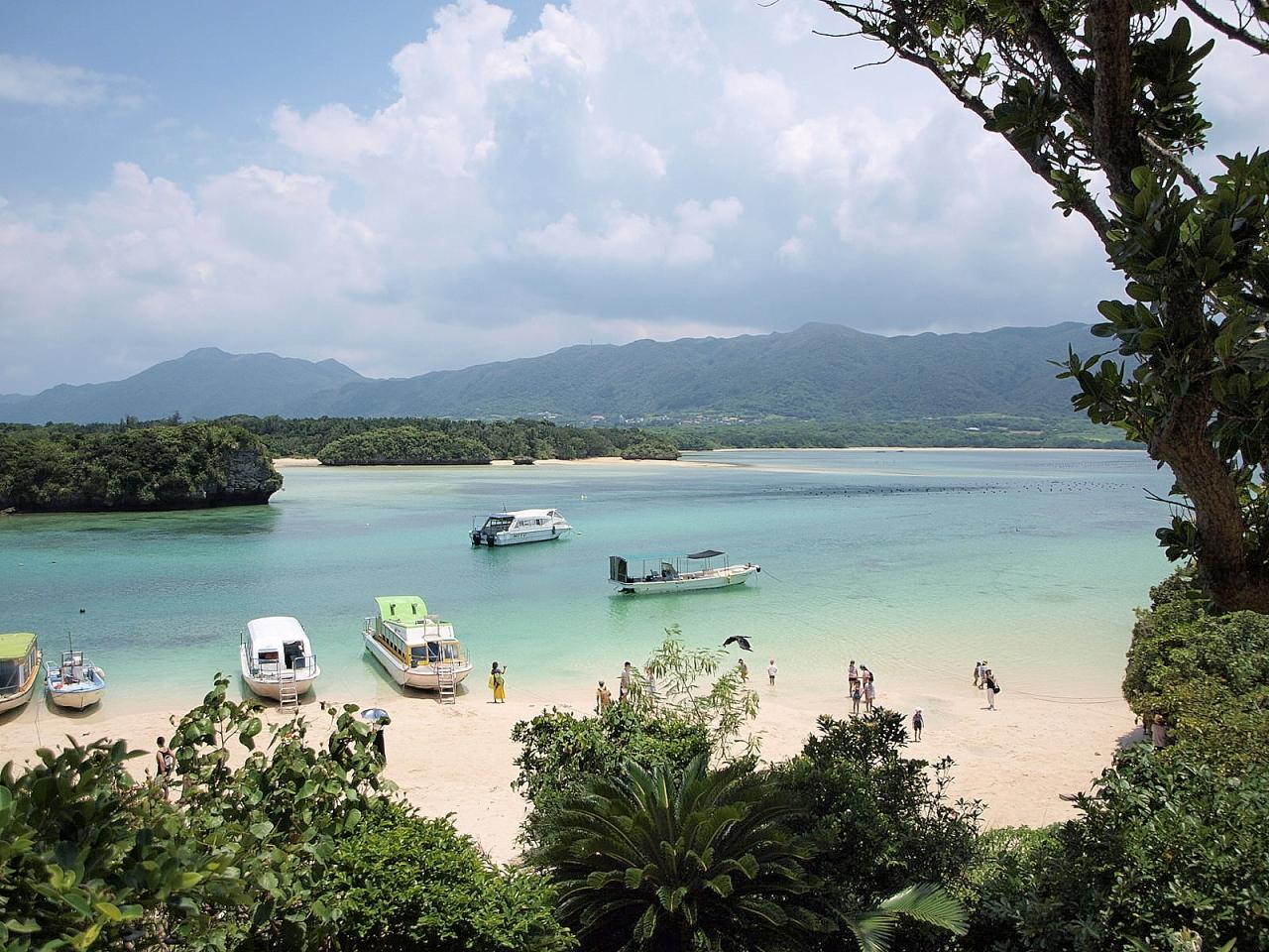 石垣島の川平公園