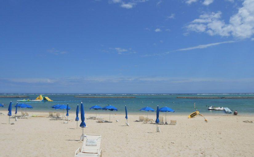 石垣島のマエザトビーチ