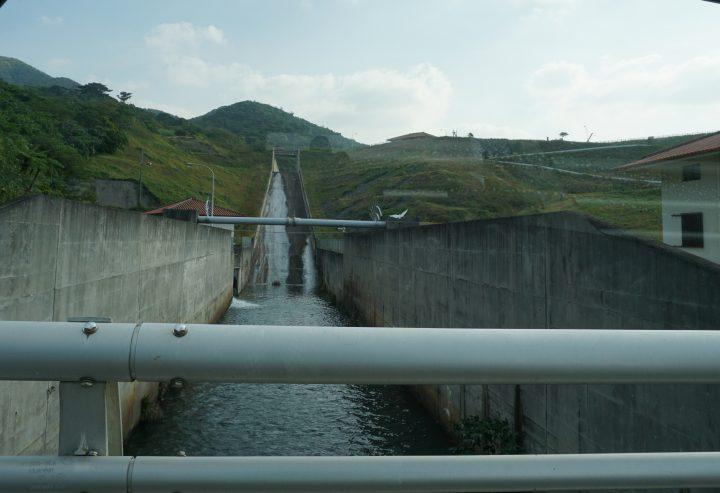 石垣島の名蔵ダム