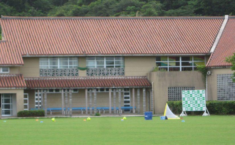 石垣島のサッカーパークあかんま