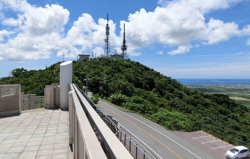 石垣島のバンナ岳