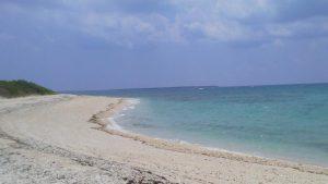 宮里海岸の美しい風景