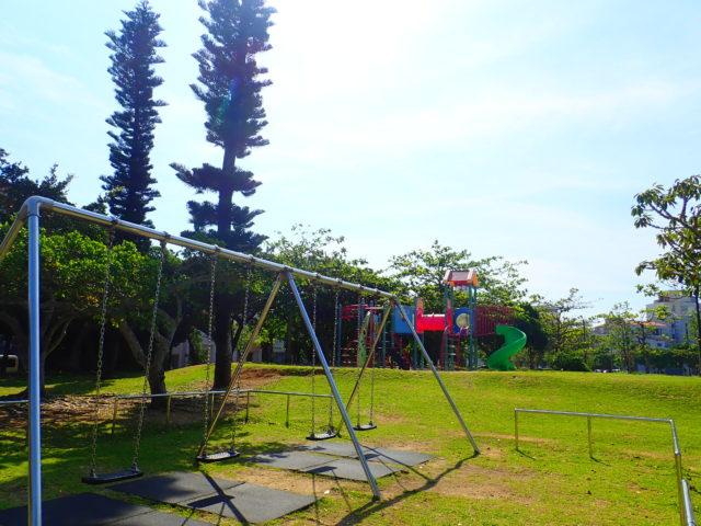 新栄公園の遊具
