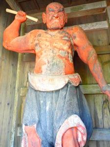 桃林寺仁王像