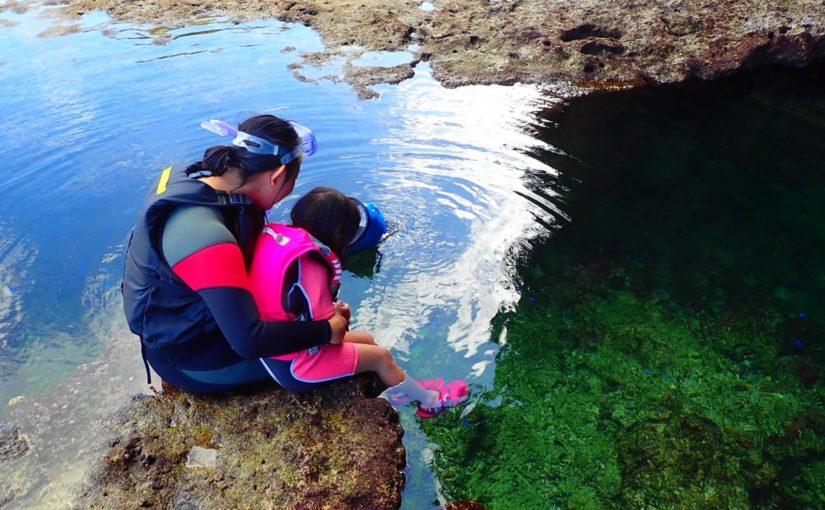 石垣島のシュノーケリング