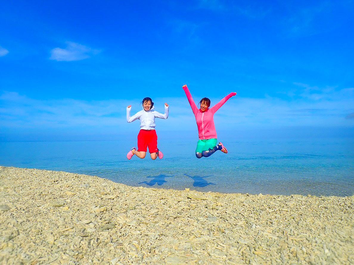 女子旅で石垣島のアクティビティに参加