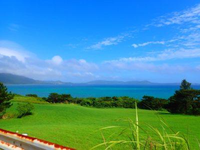 石垣島、海、青空、天気
