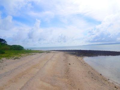 ヌヌーシャの浜