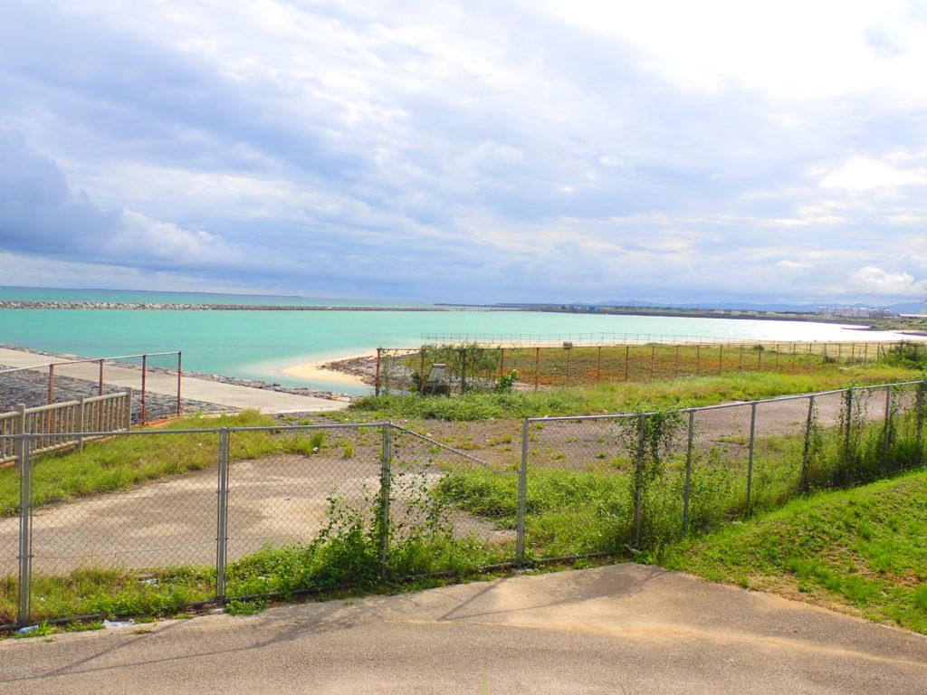 南ぬ浜人工ビーチ