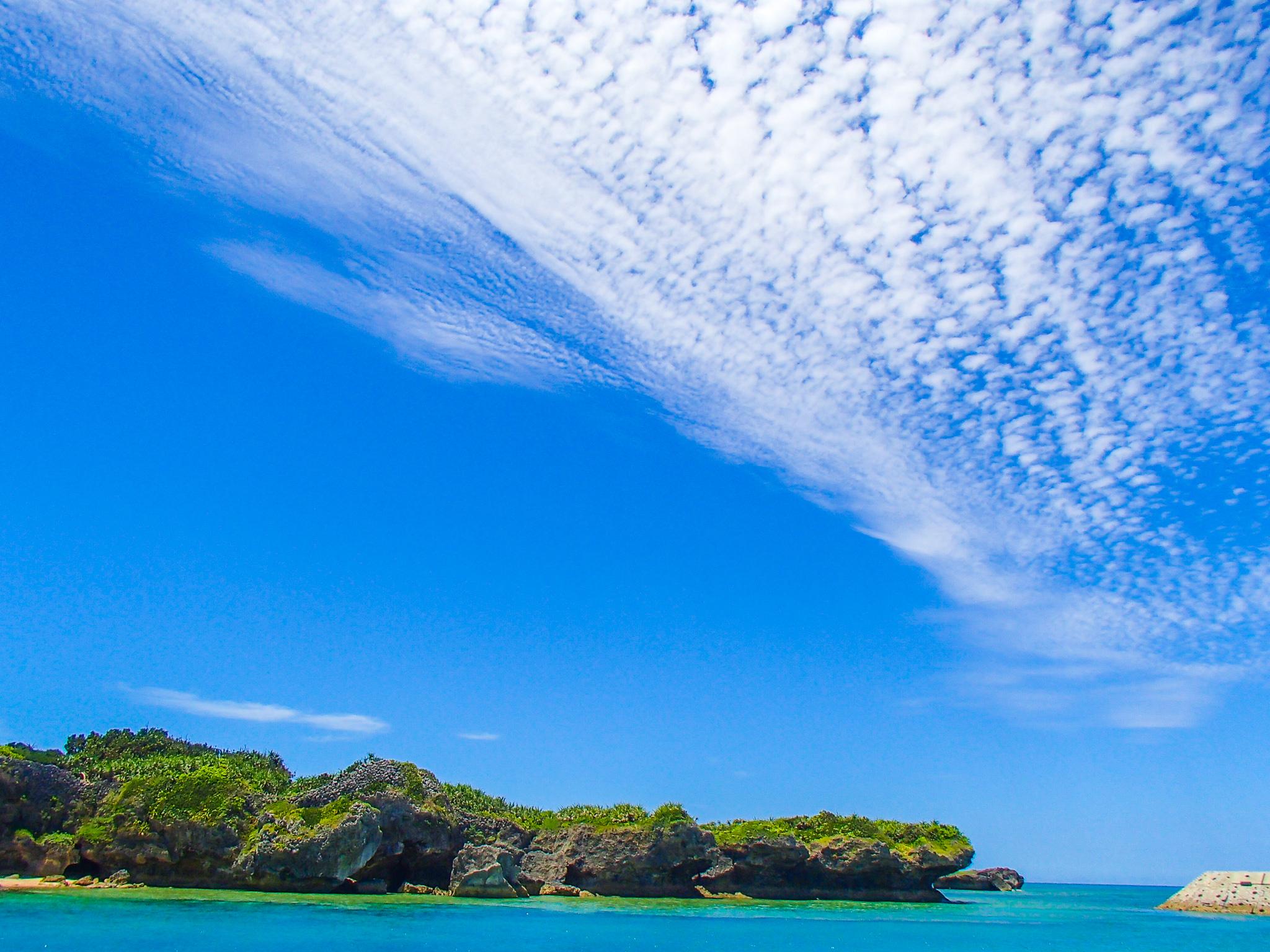 石垣発着のツアーのパナリ島