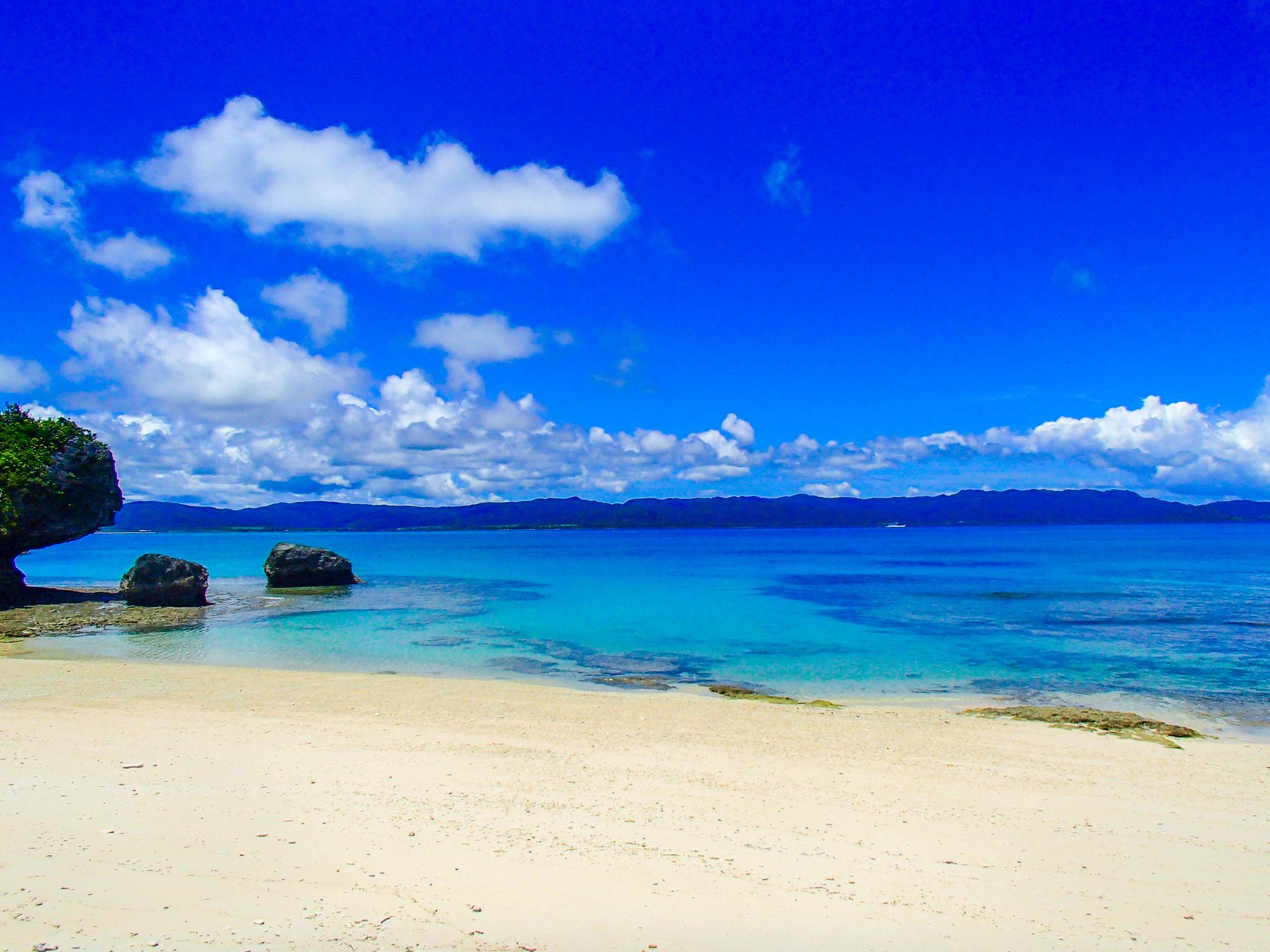 秘境の穴場ポイントであるパナリ島